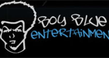 Boy Blue Entertainment logo