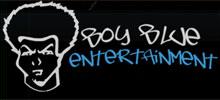 Boy Blue Entertainment logo