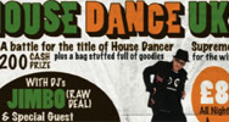 House Dance UK 3 2010