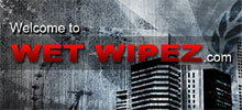 Wet Wipez's website