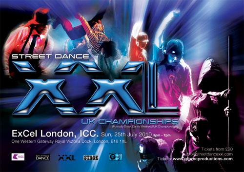 Street Dance XXL Flyer