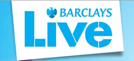 Barclays Live logo