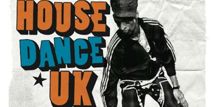 Flyer - House Dance UK 4.0