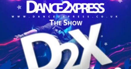 Dance 2Xpress - show logo