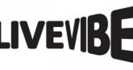 Live Vibe logo