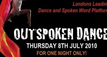 Outspoken Dance 2010 logo