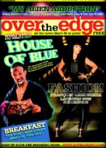 Boy Blue - Over the Edge magazine