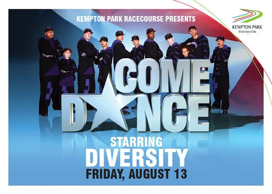 Diversity Come Dance at Kempton Park