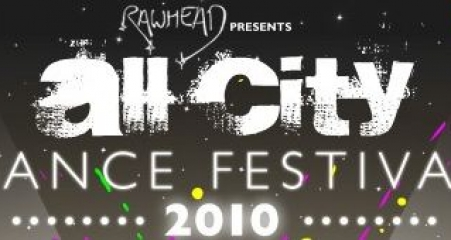 All City Dance Festival 2010 logo