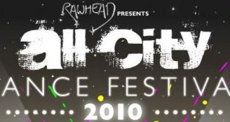 All City Dance Festival 2010 logo