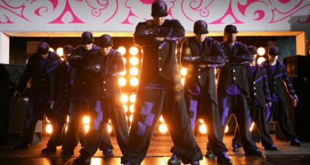 Diversity in Streetdance 3D