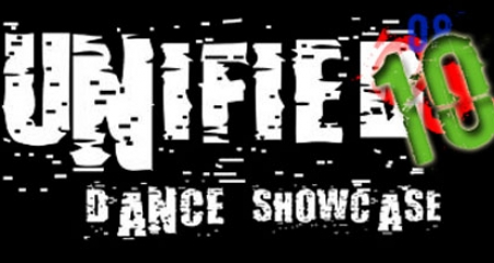 Unified Dance Showcase 2010 logo