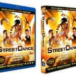 Streetdance 3D DVD and Blu Ray package shots