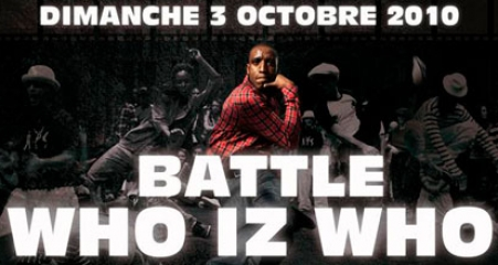 Who Iz Who Battle 2010