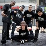 Butlins Dance Crew dancers