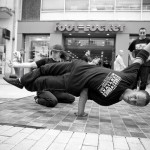 B-Boy Explosif - Butlins Dance Crew
