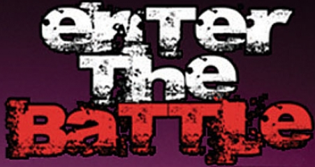 Enter the Battle logo