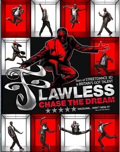 Click to buy tickets for Flawless Chase the Dream 2011 tour