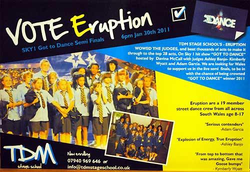 eruption-got-to-dance-poster