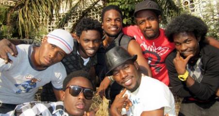 Tabu Flo dance crew