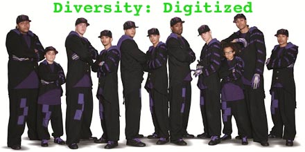 Diversity Digitized 2012 tour tickets