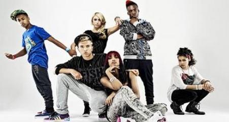 Six-D street dance pop group