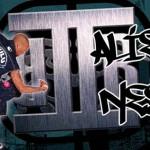 B2B Born 2 Burn card game - B-Boy Alien Ness