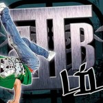 B2B Born 2 Burn card game - B-Boy Lil G