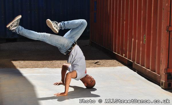 break dance moves list