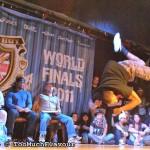 UK BBoy Championships 2011 World Finals - B-Boy Morris