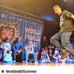 UK BBoy Championships 2011 World Finals - B-Boy Sunni