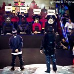 Red Bull BC One 2011 BBoy RoxRite an El Nino Judges decision
