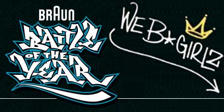 We B Girlz logo