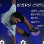 Chuck Got to Dance poster