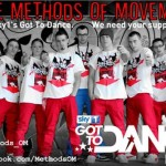 Methods of Movement Got To Dance poster