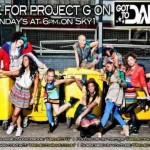 Project G Got to Dance poster