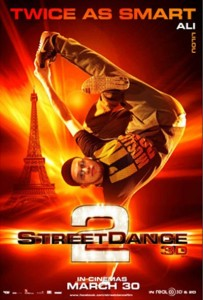 StreetDance 2 BBoy Lilou (Ali Ramdani)