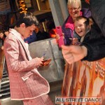 George Sampson at the Street Dance 2 Premiere Red Carpet London