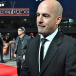 James Richardson Director of Street Dance 2 at the Premiere Red Carpet - London