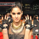 Sofia Boutella at the Street Dance 2 Premiere Red Carpet London