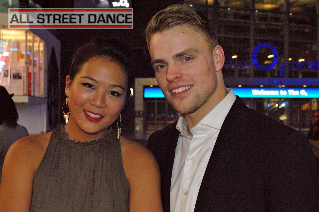 Ashley banjo and kimberly wyatt dating 6