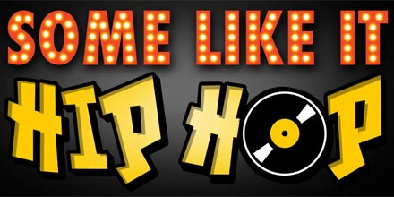 Some Like It Hip Hop logo