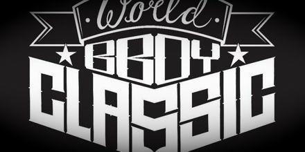 world bboy classic logo