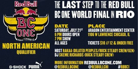 Red Bull BC One North America Qualifier