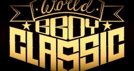 World BBoy Classic 2012 logo (sepia)
