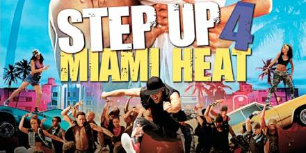 Step Up 4 Miami Heat cast