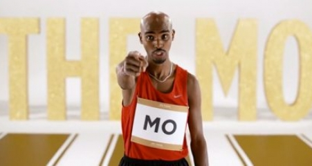 Mo Farah - Do The Mobot video