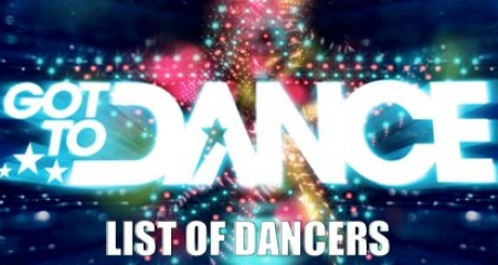 List of dancers on Got to Dance 2013
