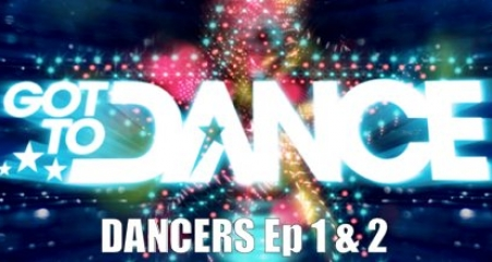 Dancers on Got to Dance 2013 Episodes 1 and 2