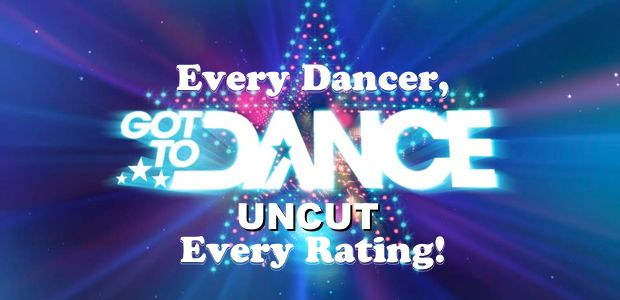 Got to Dance Uncut 2013 list of all dancers